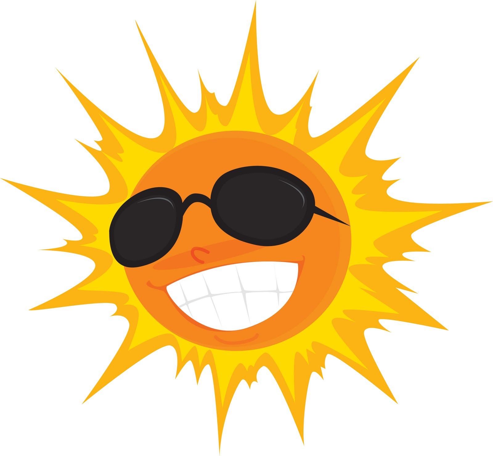 Znalezione obrazy dla zapytania słoneczko w okularach